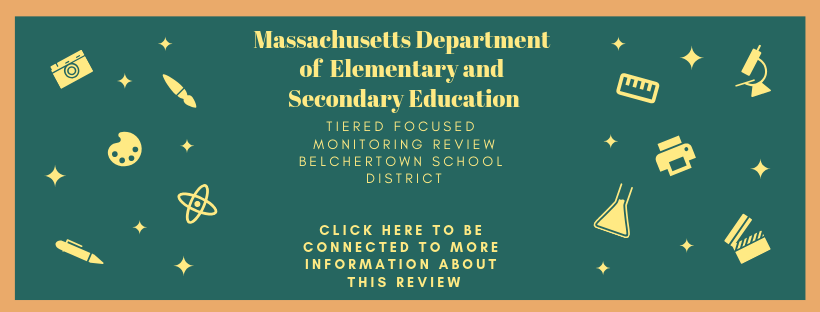 DESE Tiered Focused Monitoring Review